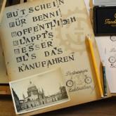 Tandemtours Potsdam – Tandem Gutscheine
