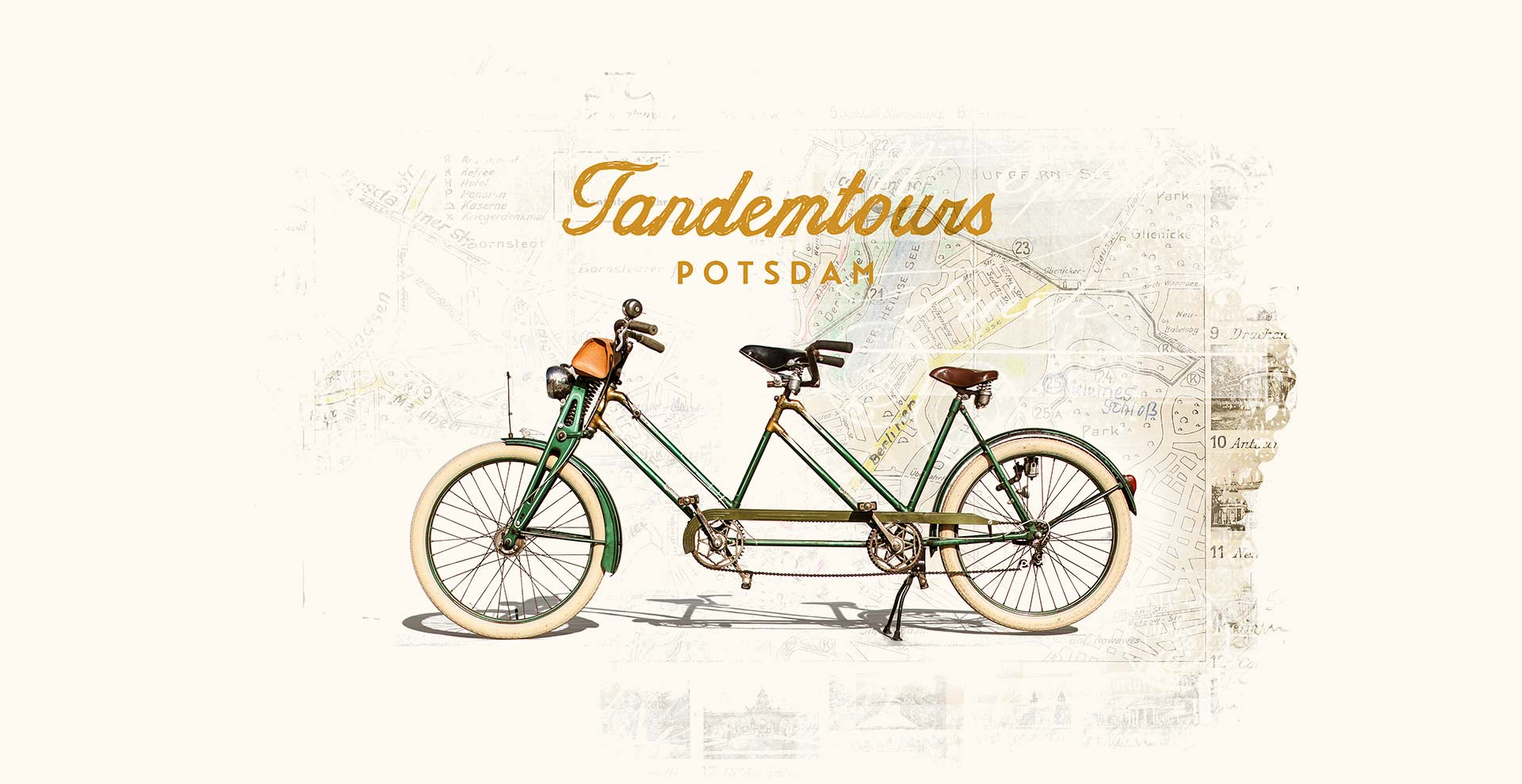 Tandemtours Potsdam